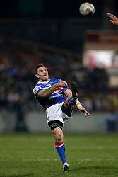 Wakefield Trinity's Danny Brough during the Betfred Super League match at Belle Vue, Wakefield.
