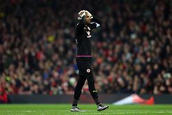 25 October 2016 - EFL Cup - 4th Round - Arsenal v Reading - A dejected Ali Al-Habsi of Reading - Photo: Marc Atkins / Offside.