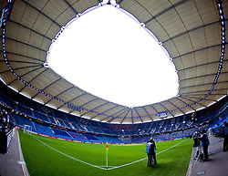 12.05.2010, Hamburg Arena, Hamburg, GER, UEFA Europa League Finale, Atletico Madrid vs Fulham FC im Bild Feature HSH Nordbank Arena / Hamburg Arena, EXPA Pictures © 2010, PhotoCredit: EXPA/ J. Feichter / SPORTIDA PHOTO AGENCY