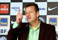 20100511: RIO DE JANEIRO, BRAZIL - Brazil's National Team coach Carlos Dunga announces Brazilian team list for 2010 World Cup. In picture: Carlos Dunga (head coach). PHOTO: CITYFILES