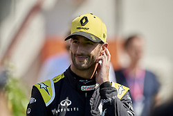 May 11, 2019 - Barcelona, Catalonia, Spain - Daniel Ricciardo of Australia and Renault F1 Team RS19 during qualifying for the F1 Grand Prix of Spain at Circuit de Barcelona-Catalunya on May 11, 2019 in Barcelona, Spain. (Credit Image: © Jose Breton/NurPhoto via ZUMA Press)
