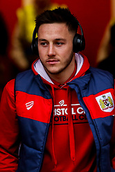 Josh Brownhill of Bristol City arrives at the City Ground for the Sky Bet Championship fixture against Nottingham Forest - Mandatory by-line: Robbie Stephenson/JMP - 19/01/2019 - FOOTBALL - The City Ground - Nottingham, England - Nottingham Forest v Bristol City - Sky Bet Championship