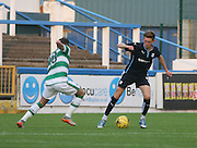 Matty Allan and Anthony Stokes - Celtic v Dundee - Development League at Cappielow<br /> <br />  - &copy; David Young - www.davidyoungphoto.co.uk - email: davidyoungphoto@gmail.com