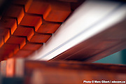 Photographies Industrielle de procédé d'extrusion de plastique à  Soniplastics / Montreal / Canada / 2011-10-04, © Photo Marc Gibert / adecom.ca