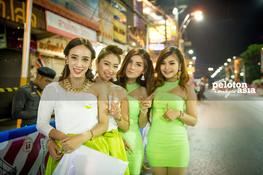 2015 Asian Championships / day1 / Jounior / Women / Podium girls