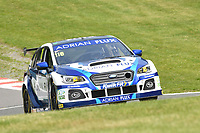#116 Ashley Sutton Adrian Flux Subaru Racing Subaru Levorg GT  during BTCC Rounds 13,14 and 15 at Oulton Park, Little Budworth, Cheshire, United Kingdom. June 29 2019. World Copyright Peter Taylor/PSP. Copy of publication required for printed pictures.