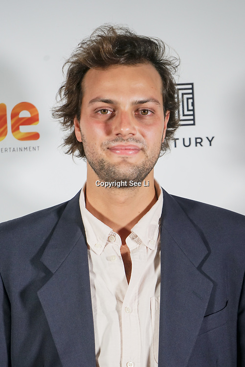 London, England, UK. 28th September 2017. Producer Lorenzo Fiuzzi of Noble Earth attend Raindance Film Festival Screening at Vue Leicester Square, London, UK.