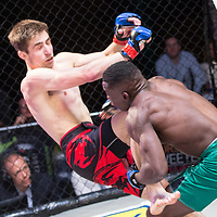 Mike Ekundayo def. Dean Simmonds