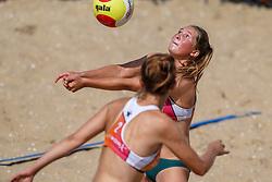 23-08-2019 NED; DELA NK Beach Volleyball Qualification, Scheveningen<br /> First day NK Beachvolleyball / Bjorn Gras