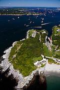 Castle Hill Inn and Resort, Castle Hill Lighthouse