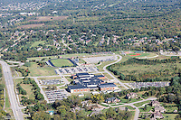 Aerial Photo Of Ravenwood High School Located On Wilson Pike In Brentwood Tennesse