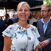 NLD/Den Haag/20180705 - Binnenhof BBQ 2018, Attje Kuiken