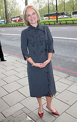 Mariella Frostrup  arriving at the Southbank Sky Arts Awards in London, Tuesday, 1st May 2012.  Photo by: Stephen Lock / i-Images