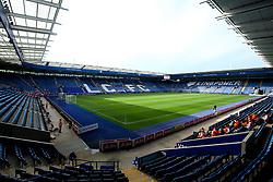 The King Power Stadium, home of Leicester City - Mandatory by-line: Robbie Stephenson/JMP - 01/08/2018 - FOOTBALL - King Power Stadium - Leicester, England - Leicester City v Valencia - Pre-season friendly
