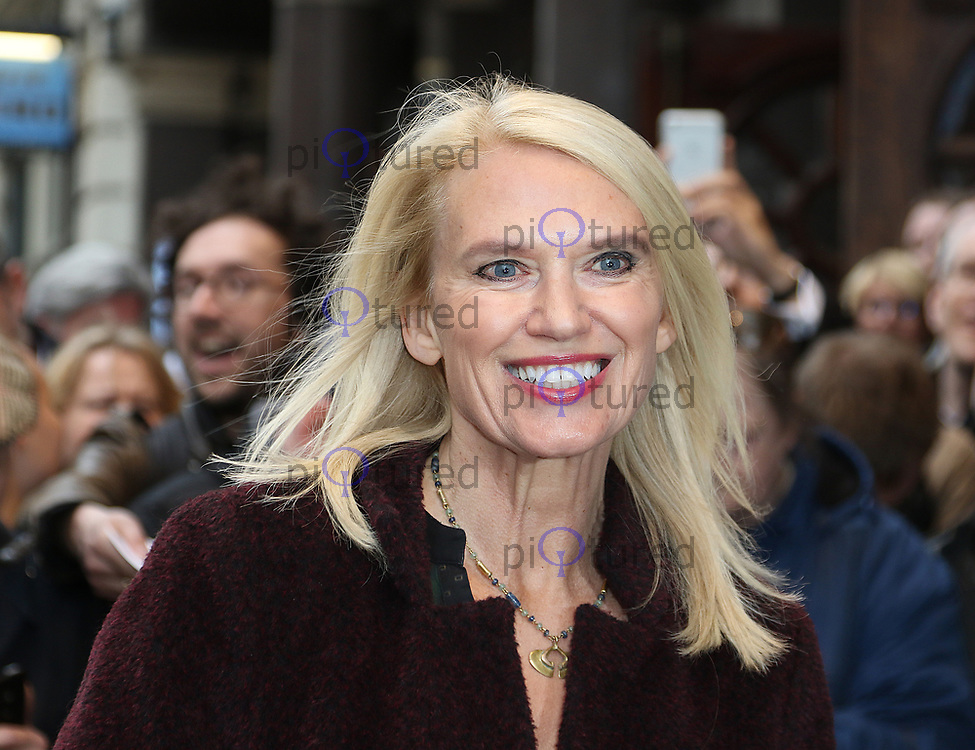 Anneka Rice, Chess The Musical - Opening night, London Coliseum, London UK, 01 May 2018, Photo by Richard Goldschmidt