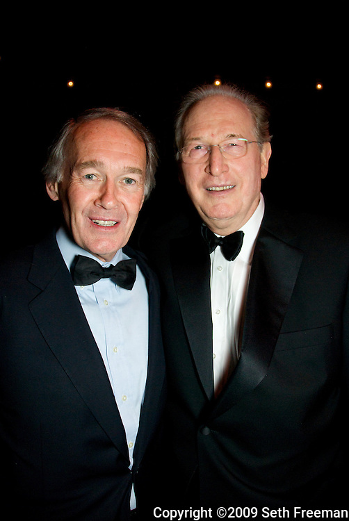 Jay Rockefeller..The Alzheimer's Gala on 3/25/19 at the National Building Museum in Washington DC