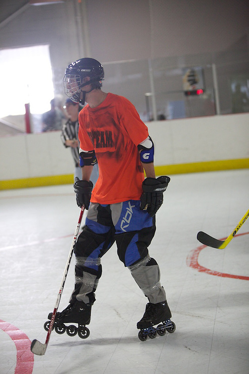 The Bronfman Israel Experience Centre presents Puck Off, a special Roller Hockey tournament