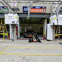 Aston Martin Racing, Aston Martin Vantage AMR, LMGTE Pro, Aston Martin Vantage, LMGTE Am, 24 Heures Du Mans  2018  Test, 02/06/2018,