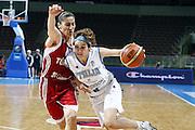 DESCRIZIONE : Riga Latvia Lettonia Eurobasket Women 2009 Qualifying Round Italia Turchia Italy Turkey<br /> GIOCATORE : Simona Ballardini<br /> SQUADRA : Italia Italy<br /> EVENTO : Eurobasket Women 2009 Campionati Europei Donne 2009 <br /> GARA : Italia Turchia Italy Turkey<br /> DATA : 12/06/2009 <br /> CATEGORIA : palleggio<br /> SPORT : Pallacanestro <br /> AUTORE : Agenzia Ciamillo-Castoria/M.Marchi<br /> Galleria : Eurobasket Women 2009 <br /> Fotonotizia : Riga Latvia Lettonia Eurobasket Women 2009 Qualifying Round Italia Turchia Italy Turkey<br /> Predefinita :