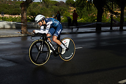 Ruth Winder (USA) at La Madrid Challenge by La Vuelta 2019 - Stage 1, a 9.3 km individual time trial in Boadilla del Monte, Spain on September 14, 2019. Photo by Sean Robinson/velofocus.com