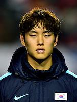 Fifa Men´s Tournament - Olympic Games Rio 2016 - <br /> South Korea National Team - <br /> JUNG Seunghyun