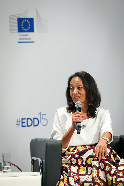 04 June 2015 - Belgium - Brussels - European Development Days - EDD - Education - Right to quality education - Anna Murru , Programme Manager in Zambia , Flemish Association for Development Cooperation and Technical Assistance (VVOB) © European Union