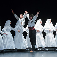 Hungarian National Dance Ensemble: The Bells Toll 2014