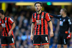 Harry Arter of Bournemouth awaits a corner kick - Mandatory by-line: Jason Brown/JMP - 26/12/2016 - FOOTBALL - Stamford Bridge - London, England - Chelsea v Bournemouth - Premier League