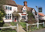 White Horse pub Easton Suffolk