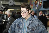 Alfie Webster student The BRIT School Industry Day, Croydon, London..Thursday, Sept.22, 2011 (John Marshall JME)
