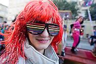Rijeka Carnival 2013 (the second-largest carnival in Europe after Venice), Rijeka, Croatia (10 February 2013)
