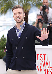 59665513  .U.S. singer and actor Justin Timberlake poses during a photocall for American film Inside Llewyn Davis presented in Competition at the 66th edition of the Cannes Film Festival in Cannes, southern France, May 19, 2013. Photo by: imago / i-Images. UK ONLY