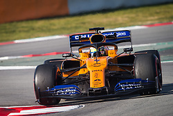 February 21, 2019 - Barcelona, Spain - 04 NORRIS Lando (gbr), McLaren Renault F1 MCL34, action during Formula 1 winter tests from February 18 to 21, 2019 at Barcelona, Spain - Photo  Motorsports: FIA Formula One World Championship 2019, Test in Barcelona, (Credit Image: © Hoch Zwei via ZUMA Wire)