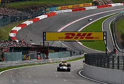 FORMEL 1: GP von Belgien, Spa, 29.08.2010<br />Illustration<br />© pixathlon