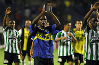 Fotball<br />22/10/03 - BOCA JUNIORS FROM ARGENTINA (0) VS. ATLETICO NACIONAL FROM COLOMBIA (1) - SOUTH AMERICAN CUP - Buenos Aires - Argentina.<br />Foto: Digitalsport