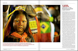 CEO - Exame Magazine<br /> &quot;A Civiliza&ccedil;&atilde;o Brasileira&quot; - BraSil<br /> October, 2010