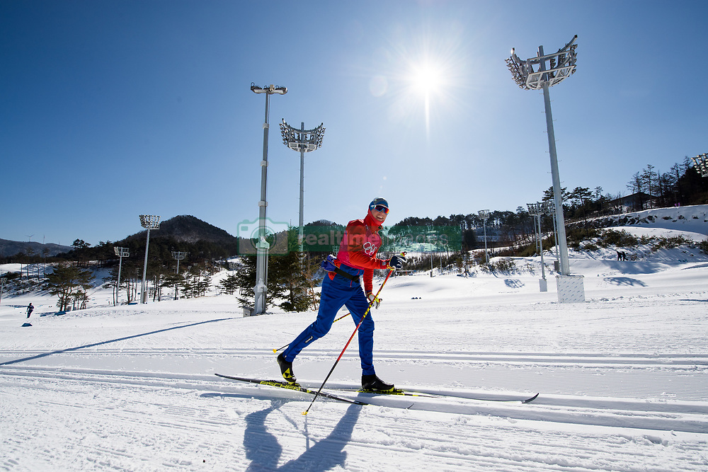 February 5, 2018 - Pyeongchang, SOUTH KOREA - 180205 Didrik TÂ¿nseth of Norway' during a training session on February 5, 2018 in Pyeongchang..Photo: Jon Olav Nesvold / BILDBYRN / kod JE / 160136 (Credit Image: © Jon Olav Nesvold/Bildbyran via ZUMA Press)