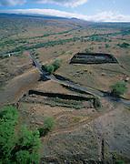 Pu'ukohala Heiau, Kawaihae, Island of Hawaii, Hawaii, USA<br />