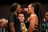 Shields vs. Gabriels Weigh-Ins 2018-06-21 / RBR Boxing