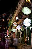 ITAEWON, SEOUL, KOREA