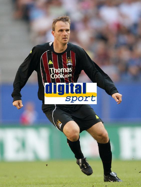 Fotball<br /> Bundesliga Tyskland<br /> 26.07.2008<br /> Foto: Witters/Digitalsport<br /> NORWAY ONLY<br /> <br /> Dietmar Hamann City<br /> Fussball Testspiel Hamburger SV - Manchester City