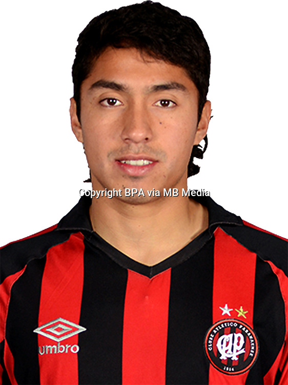 Brazilian Football League Serie A / <br /> ( Clube Atletico Paranaense ) - <br /> Luciano Cabral Javier &quot; Luciano Cabral &quot;