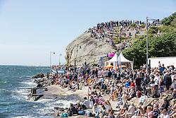9th July 2016. World Match Racing Tour, Marstrand, Sweden. ©David Holm