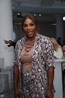 Serena Williams attends Klarna STYLE360 NYFW Hosts S by Serena Fashion Show