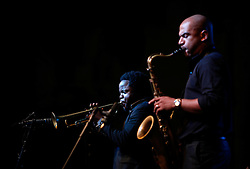 Ambrose Akinmusire and Walter Smith III, 2011<br />