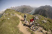 Mountain Biking in Livigno,Italy