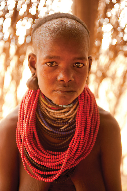 TRIBES OF THE OMO VALLEY