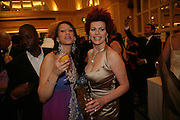 Parass Gill and Cleo Rocos, Eleventh Annual Gala dinner for the Asian Business Awards 2007. Hosted by Eatern Eye and Ethnic Media Group. Hilton Hotel. Park Lane. 8 May 2007.  -DO NOT ARCHIVE-© Copyright Photograph by Dafydd Jones. 248 Clapham Rd. London SW9 0PZ. Tel 0207 820 0771. www.dafjones.com.