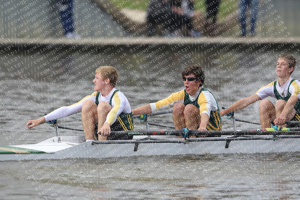 2012.09.29 Wallingford Long Distance Sculls 2012. Division 3. J15A 4x+. Windsor Boys School Boat Club.