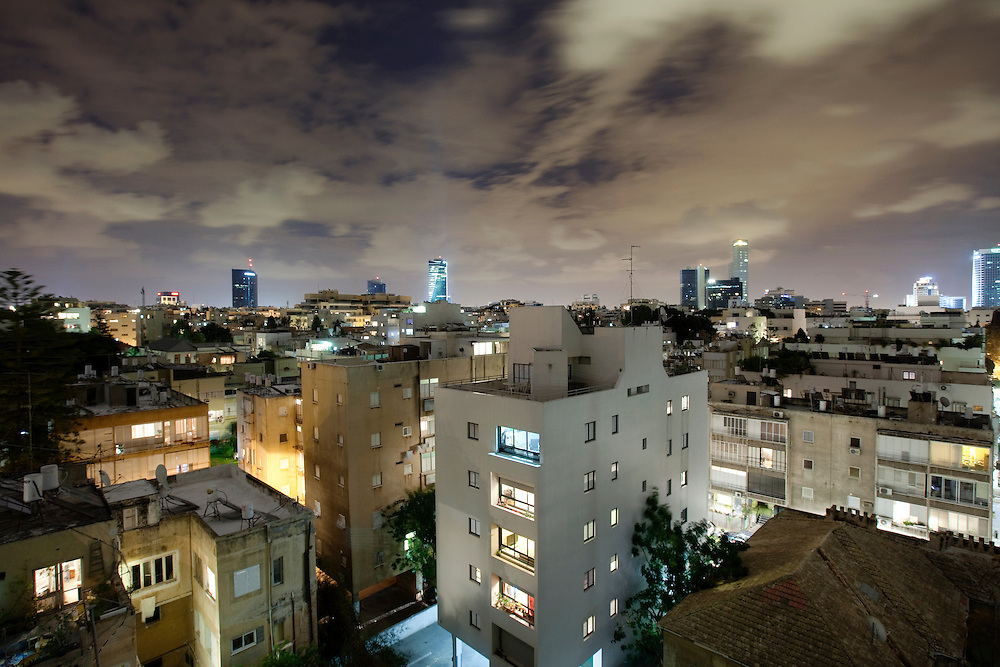 """Tel Aviv's """"White City"""" contains more than 5,000Modernist-style buildings inspired by the Bauhaus school and international style. Bauhaus architecture was introduced in the 1920s and 1930s by German Jewish architects who settled in Palestine after the rise of the Nazis. The architects who had studied in the Bauhaus School for Art and Design, shaped the architectural approach of the new city. In 2003 UNESCO declared the city of Tel Aviv was a World Cultural Heritage site..."""